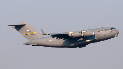09-9212 - Boeing C-17A Globemaster III - United States - US Air Force (USAF)