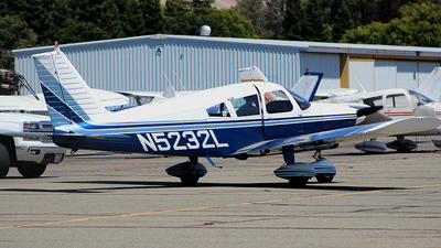 N5232L - Piper PA-28-180 Cherokee - Private