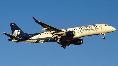 A picture of XAACS - Embraer E190LR - Aeromexico Connect - © Eduardo Perusquia Jr.