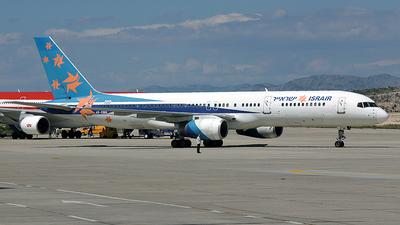 4X-EBM - Boeing 757-258 - Israir