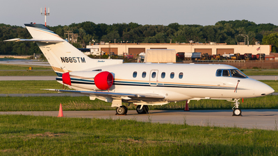 N885TM - Raytheon Hawker 800XP - Private