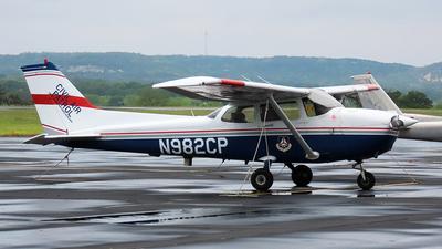 N982CP - Cessna 172R Skyhawk - United States - US Air Force Civil Air Patrol