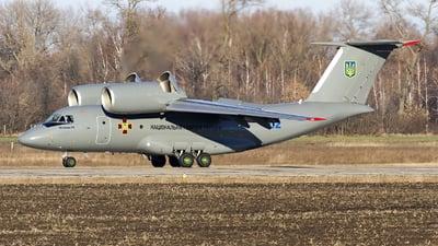 02 - Antonov An-72 - Ukraine - Ministry of Internal Affairs
