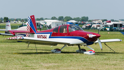 N110HH - Vans RV-10 - Private