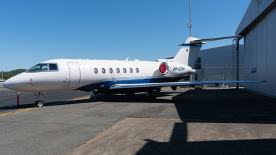 VP-CPP - Hawker Beechcraft 4000 - Private