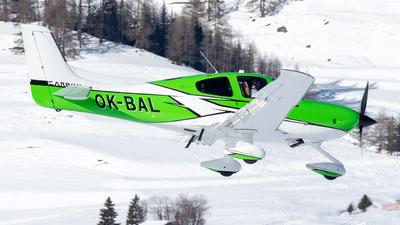 OK-BAL - Cirrus SR22T-GTS G6 Carbon - Private