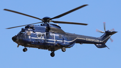 D-HEGL - Aérospatiale AS 332L1 Super Puma - Germany - Bundespolizei