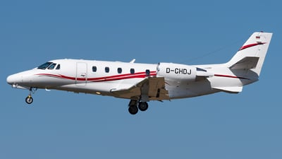 D-CHDJ - Cessna 560XL Citation XLS - Private