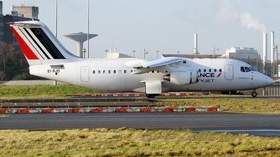 EI-RJD - British Aerospace Avro RJ85 - Air France (CityJet)