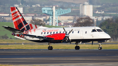 A picture of GLGNI - Saab 340B - Loganair - © Kyle McKinlay
