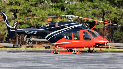 A picture of N34UE - Bell 429 GlobalRanger - [57081] - © HAOFENG YU