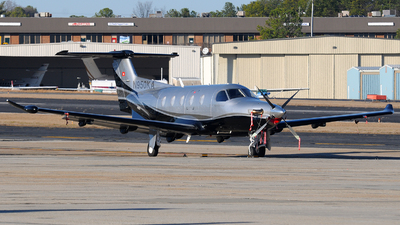 N950KA - Pilatus PC-12/47 - Private