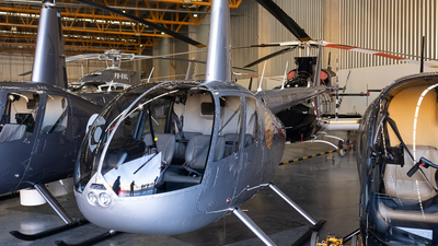 PR-JRP - Robinson R44 Raven II - BTN Serviços