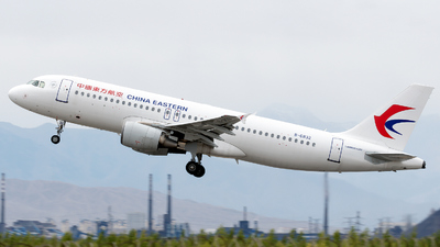 B-6832 - Airbus A320-214 - China Eastern Airlines
