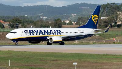A picture of EIENN - Boeing 7378AS - Ryanair - © Rui Marques