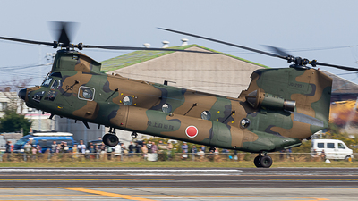 52951 - Kawasaki CH-47J Chinook - Japan - Ground Self Defence Force (JGSDF)