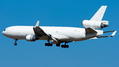 N411SN - McDonnell Douglas MD-11(F) - Western Global Airlines