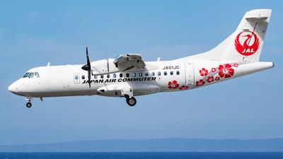 JA01JC - ATR 42-600 - Japan Air Commuter (JAC)