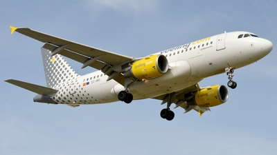 EC-MIR - Airbus A319-111 - Vueling Airlines