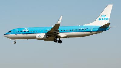 PH-BCD - Boeing 737-8K2 - KLM Royal Dutch Airlines