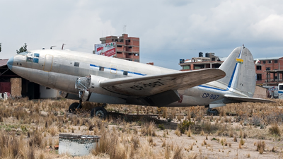 CP-987 - Curtiss C-46 Commando - Private