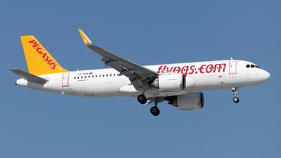 A picture of TCNCN - Airbus A320251N - Pegasus Airlines - © Mustafa Sandikci