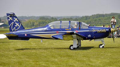 113 - Socata TB-30 Epsilon - France - Air Force