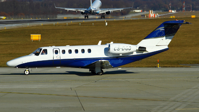 CS-DGQ - Cessna 525A CitationJet 2 - MasterJet