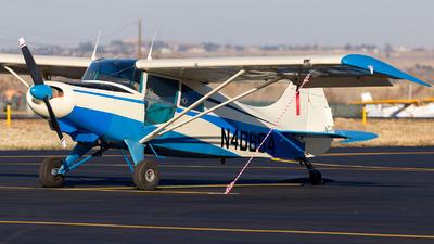 N40694 - Maule M-4-220C - Private