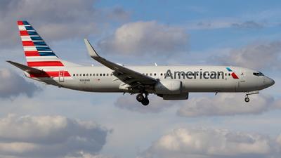 A picture of N808NN - Boeing 737823 - American Airlines - © Andriy Yegorov