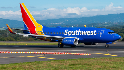N559WN - Boeing 737-73V - Southwest Airlines