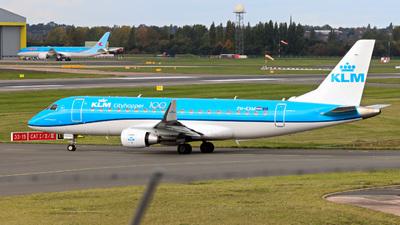 PH-EXM - Embraer 170-200STD - KLM Cityhopper