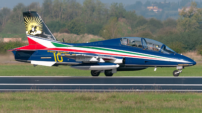 MM54500 - Aermacchi MB-339PAN - Italy - Air Force