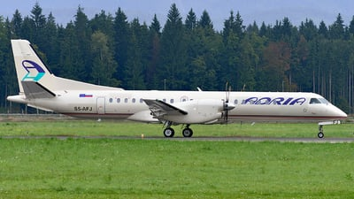 S5-AFJ - Saab 2000 - Adria Airways