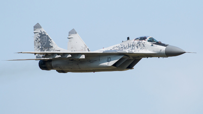 0921 - Mikoyan-Gurevich MiG-29AS Fulcrum - Slovakia - Air Force