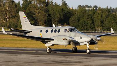 A picture of FAC5765 - Beech C90GTi King Air -  - © Tomas Acevedo Sanchez