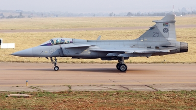 3925 - Saab JAS-39C Gripen - South Africa - Air Force
