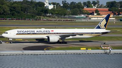 9V-SWQ - Boeing 777-312ER - Singapore Airlines