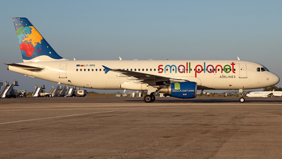 A picture of LYSPG - Airbus A320214 - [1041] - © TOMBARELLI FEDERICO