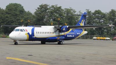A picture of 9NAMY - ATR 72500 - Buddha Air - © Karthik Khosla