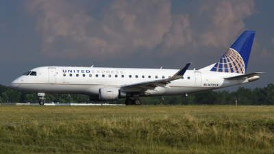A picture of N731YX - Embraer E175LR - United Airlines - © DJ Reed - OPShots Photo Team