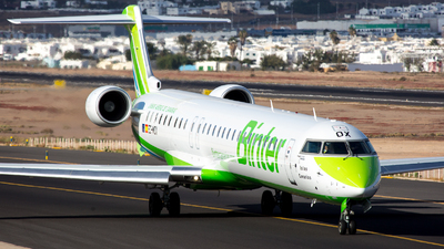 EC-MOX - Bombardier CRJ-1000 - Binter Canarias (Air Nostrum)