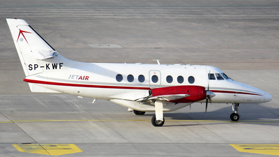 SP-KWF - British Aerospace Jetstream 32EP - Jet Air