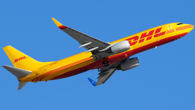 N916SC - Boeing 737-86J(BDSF) - DHL (Swift Air)