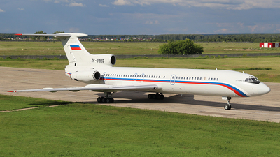 RF-91822 - Tupolev Tu-154B-2 - Russia - Air Force