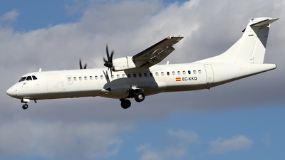 EC-KKQ - ATR 72-212A(500) - Swiftair