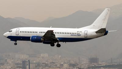UR-CPQ - Boeing 737-3S3 - Khors Aircompany