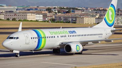 PH-HSC - Boeing 737-8K2 - Transavia Airlines