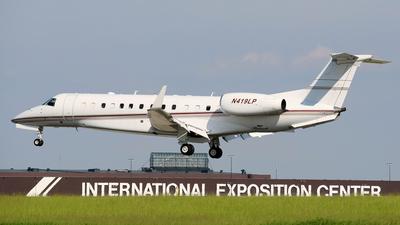 N419LP - Embraer ERJ-135BJ Legacy - Private