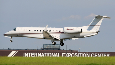 A picture of N419LP - Embraer Legacy 600 - [145555] - © DJ Reed - OPShots Photo Team
